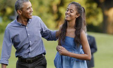 Παγκόσμιο σοκ! Η Malia Obama φιλάει το αγόρι της δημόσια, καπνίζει και η είδηση προκαλεί αντιδράσεις