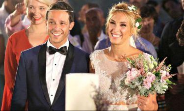 Μακαλιάς-Ψυχράμη: Το απίστευτο ευτράπελο στον γάμο τους