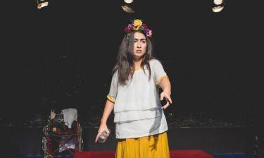 Η Frida Kahlo ανεβαίνει στο Cabaret Voltaire