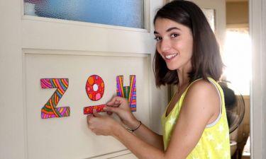 Σοφίνα Λαζαράκη: Με μώλωπες στο πρόσωπο η πρωταγωνίστρια της σειράς «Παρθένα Ζωή»