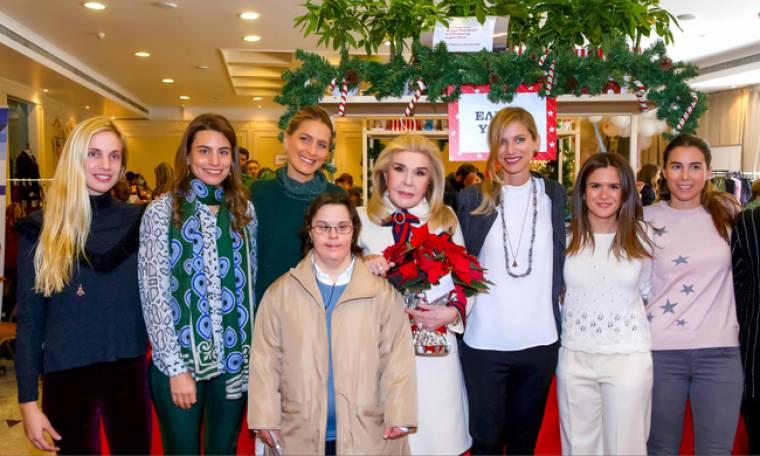 Χριστουγεννιάτικο Bazaar του Συλλόγου Φίλων Παιδιών με καρκίνο «ΕΛΠΙΔΑ»