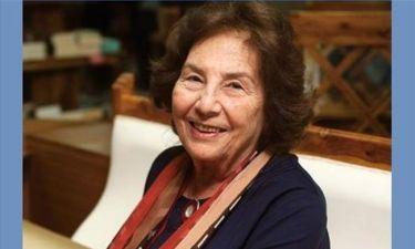 Άλκη Ζέη: Η άγνωστη σχέση της με τον Νίκο Γκάτσο