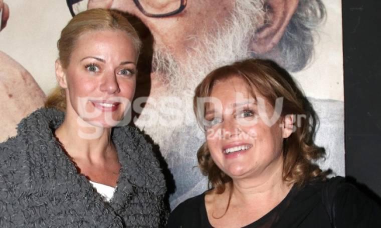 Ζέτα Μακρυπούλια: Στο θέατρο για να δει την Μαρία Καβογιάννη