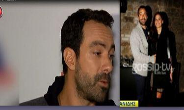 Σάκης Τανιμανίδης: Η αντίδρασή του όταν ρωτήθηκε για τις φήμες που θέλουν την Μπόμπα να είναι έγκυος