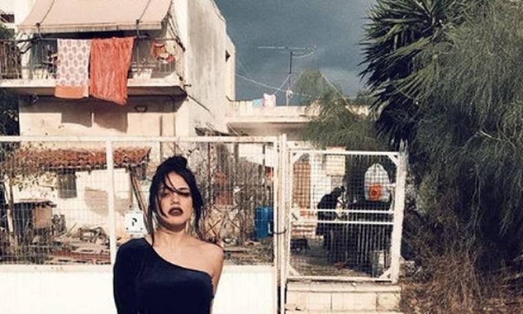 Σάλος με τα «κλικ» της Κόνυ Μεταξά σε φτωχογειτονιά