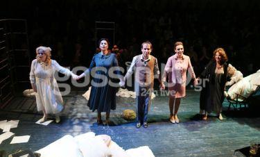 """Πρεμιέρα για Πατεράκη-Λιβανού με το έργο """"Τι απέγινε η Μπέημπι Τζέην;"""""""