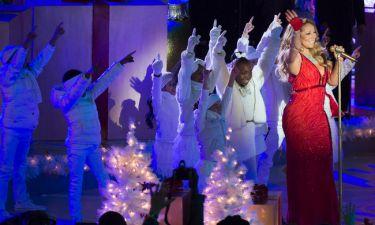 Mariah Carey: Δεν φαντάζεστε πόσα χρήματα βγάζει κάθε χρόνο από το All I want for Christmas
