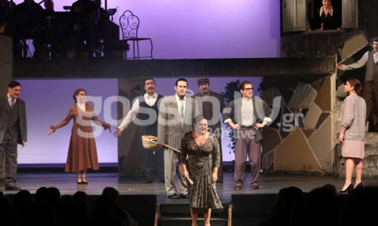 Επίσημη πρεμιέρα για την παράσταση «Μάλιστα κύριε Ζαμπέτα»