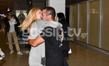 Nomads: Ο Μιχάλης Ζαμπίδης επέστρεψε Ελλάδα από τo Παλαουάν - Οι αγκαλιές της Τόνιας Φουσέκη