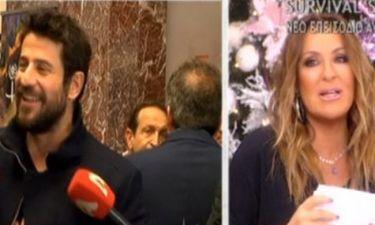 Η δημόσια συγγνώμη της Γερμανού στον Γεωργούλη: «Έχει τσαντιστεί, το ξέρω γιατί λίγο με μάλωσε»