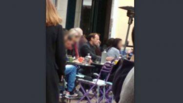 Παπαράτσι. Ο Πυρπασόπουλος σε τρυφερά τα τετ α τετ με… (Nassos blog)