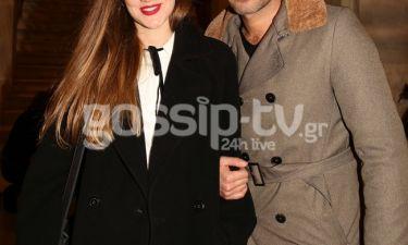 Πρώτη δημόσια εμφάνιση για το νέο ζευγάρι Ελλήνων ηθοποιών