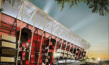 Μουντιάλ 2022: Δείτε το καινοτόμο στάδιο του Κατάρ που γράφει αρχιτεκτονική ιστορία