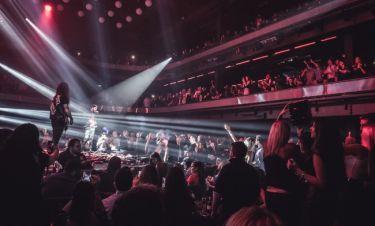 Η επιτυχία συνεχίζεται στο ACRO Club! Ποιοι celebrities διασκέδασαν στον Γιώργο Σαμπάνη;