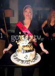 Το πάρτι της Τζούλι Μασίνο για 63α γενέθλιά της τα είχε όλα