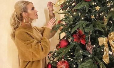 Κατερίνα Καινούργιου: Το τρυφερό μήνυμά της για τα φετινά Χριστούγεννα