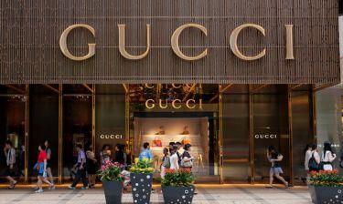 «Ντου» στον Ιταλικό οίκο μόδας Gucci