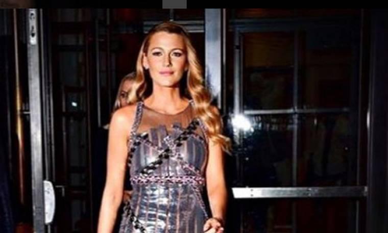 Το νέο look της Blake Lively είναι… απίστευτο!