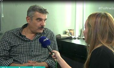 Αποστολάκης: «Η γυναίκα η σημερινή κάνει τα πάντα για να είναι γαμ@σ@μ@ και ξεχνάει να είναι...»