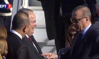 Επίσκεψη Ερντογάν στην Ελλάδα LIVE: Έφτασε στην Αθήνα - Δείτε ζωντανά εικόνα