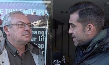 Σταμάτης Μαλέλης: «Το bullying που δέχεται αυτές τις ημέρες η Μποφίλιου είναι απαράδεκτο»
