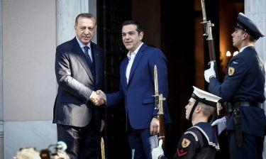 Τσίπρας σε Ερντογάν: Σταματήστε τις προκλήσεις στο Αιγαίο – Είναι επικίνδυνες