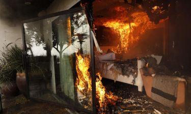 Φωτιά στο Μπελ-Ερ! Κινδυνεύουν τα σπίτια των Beyonce-Kardashian- Murdoch