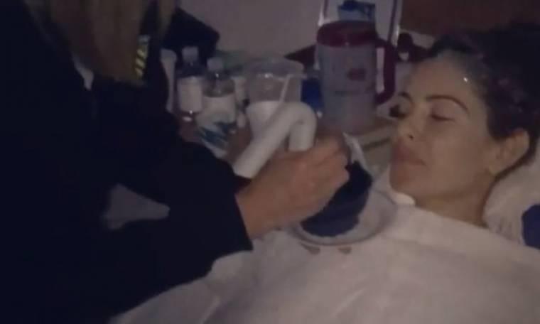 Συγκλονίζει η Μenounos στο Instagram – Δημοσίευσε βίντεο με τις στιγμές της μετά το χειρουργείο