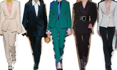 Power suits: πως o Τραμπ έκανε τη γυναικεία μόδα χειραφετημένη -ξανά