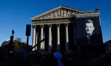 Κλειστή η Λεωφόρος των Ηλύσιων για την κηδεία του Τζόνι Χαλιντέι