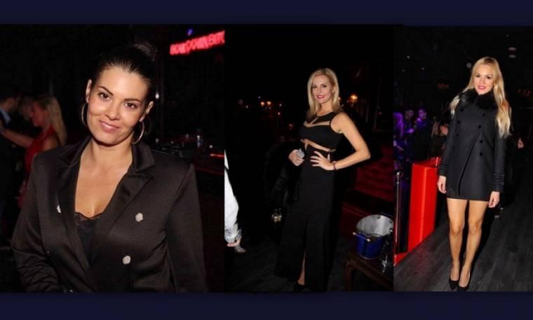 Οι celebrities στα εγκαίνια club