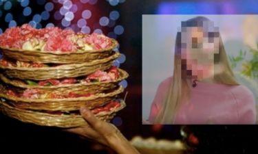 Η παρουσιάστρια, τα είκοσι χιλιάρικα σε λουλούδια και τα κλάματα (Nassos blog)