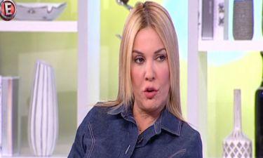 «Λύγισε» η Χριστίνα Παππά on air μιλώντας για την εμπλοκή του ονόματος της στο κύκλωμα κοκαΐνης