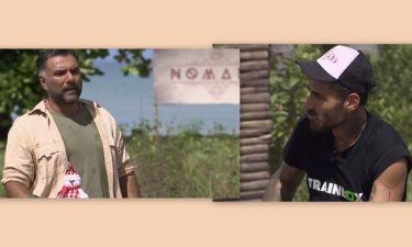 Nomads: Επική ατάκα Μαυρίδη για Τανιμανίδη – Η αντίδραση του Γρηγόρη!