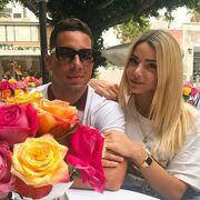 Ζοζεφίν Βέντελ-Βασίλης Μιχαήλ: Ρομαντικό ταξίδι στο Λος Άντζελες (φωτό)