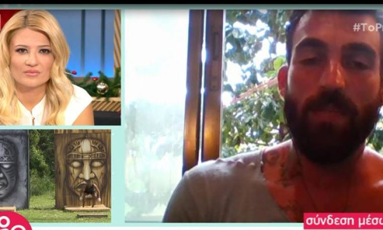 Nomads: Ο Αλεξάνδρου ξεκαθαρίζει ότι η φράση του «γίνε τατουατζής» δεν απευθυνόταν στον... Μαυρίδη!