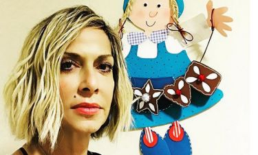 Άννα Βίσση: Η επίσκεψή της στον ξενώνα «Στοργή» στην Θεσσαλονίκη