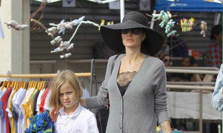 Οι νέες φωτογραφίες που δείχνουν την σκελετωμένη εικόνα της Jolie