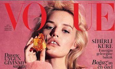 Η κόρη του Mick Jagger στην τουρκική Vogue