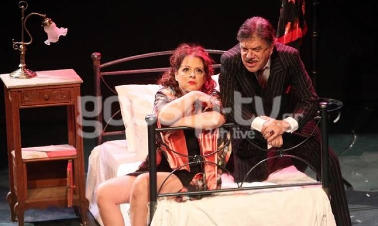 Επίσημη πρεμιέρα για την παράσταση «Φιλουμένα»- Δείτε ποιοι έδωσαν το παρών