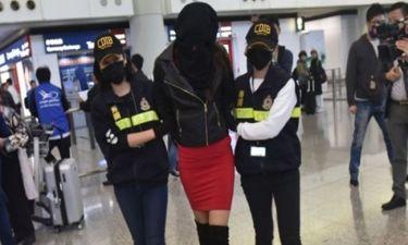 Η οικογένεια του μοντέλου που συνελήφθη στην Κίνα κάνει έρανο για την υπεράσπισή της