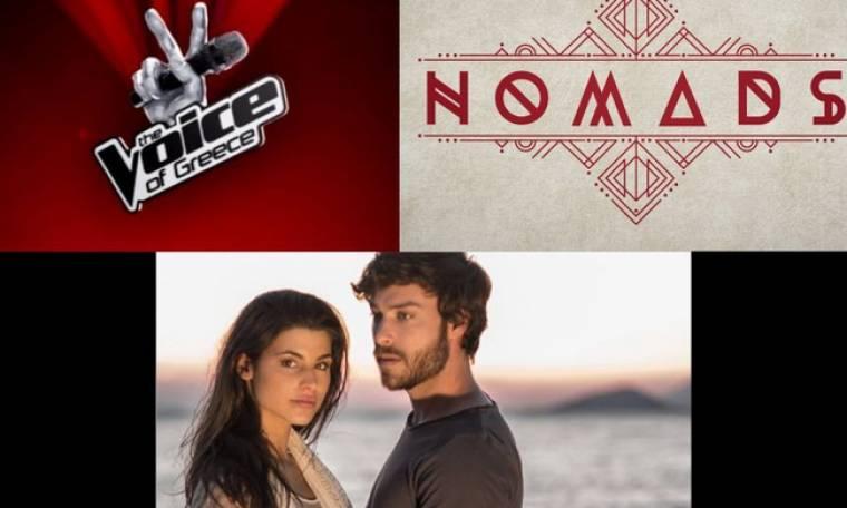 Τατουάζ-Voice-Nomads: Αυτό το πρόγραμμα βγήκε κερδισμένο!