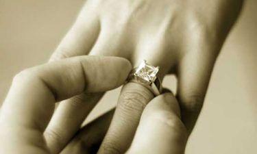 Μετά την πρόταση γάμου ήρθε ο χωρισμός;