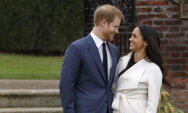 Save the date: Αυτή είναι η ημερομηνία γάμου του Πρίγκιπα Harry και της Meghan Markle