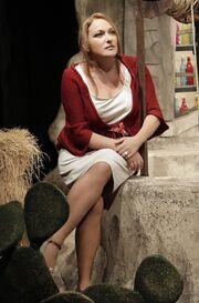 Ελληνίδα ηθοποιός: «Έχω βιώσει την αποτυχία και πήρα τα μαθήματά μου»