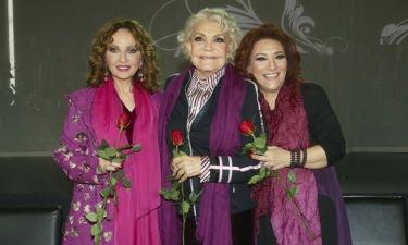 Το σχήμα της χρονιάς: Η αποκάλυψη της Βιτάλη για την ηλικία και η… μπηχτή της Μαρινέλλας!