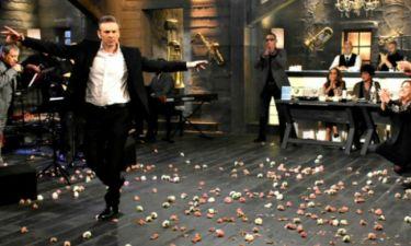 Στην υγειά μας ρε παιδιά: Ο Γκλέτσος χορεύει ζεϊμπέκικο και... σπάνε τα πλακάκια!