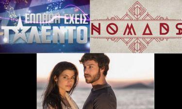Nomads-Ελλάδα έχεις ταλέντο-Το τατουάζ: And the winner is...