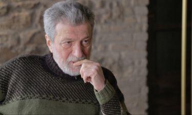 Γιάννης Φέρτης: «Δεν έχω σκεφτεί να σκηνοθετήσω, ούτε έχω διδάξει ποτέ»
