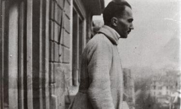 Νίκος Καζαντζάκης, ο κοσμοπαρωρίτης: Ο «Ανήφορός» του στο Μουσείο Μπενάκη